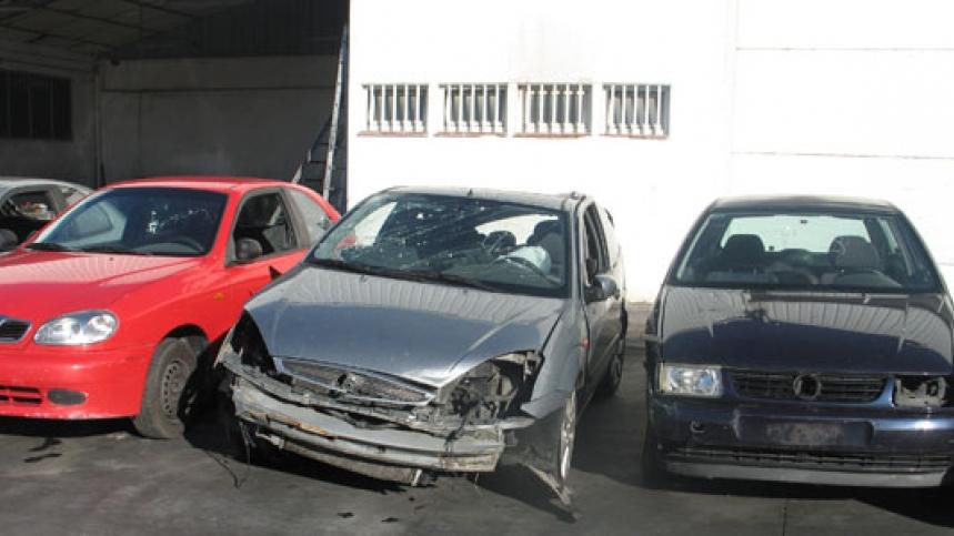 Dar de baja un vehículo